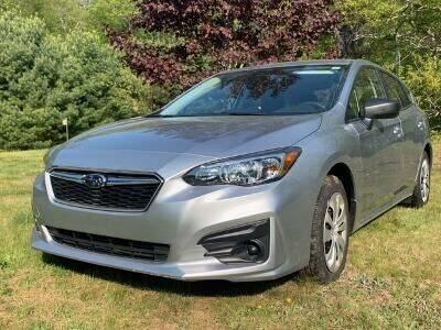 2019 Subaru Impreza for sale at Worthington Air Automotive Inc in Williamsburg MA