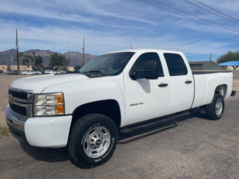 2011 Chevrolet Silverado 2500HD for sale at Tucson Auto Sales in Tucson AZ