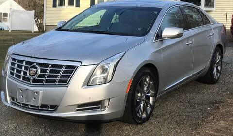 2013 Cadillac XTS for sale at PRIME AUTO CENTER in Palm Springs FL