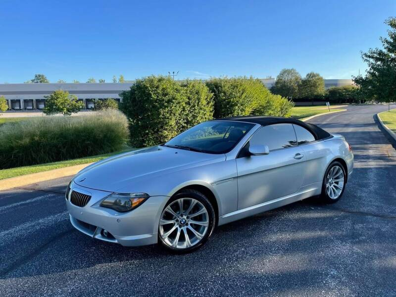 2006 BMW 6 Series for sale at Q and A Motors in Saint Louis MO