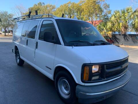 2000 Chevrolet Express Cargo for sale at Asap Motors Inc in Fort Walton Beach FL