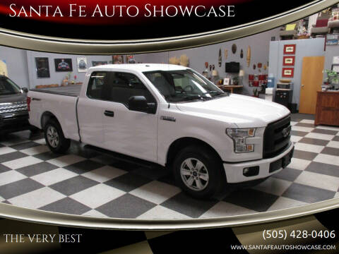 2016 Ford F-150 for sale at Santa Fe Auto Showcase in Santa Fe NM