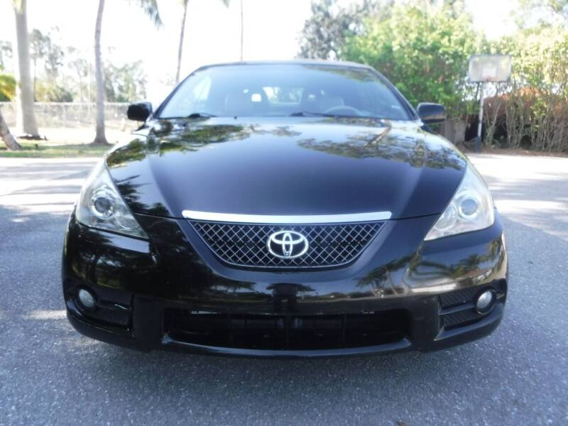 2008 Toyota Camry Solara for sale at Seven Mile Motors, Inc. in Naples FL