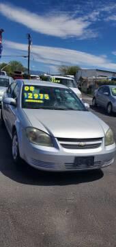 2008 Chevrolet Cobalt for sale at Juniors Auto Sales in Tucson AZ