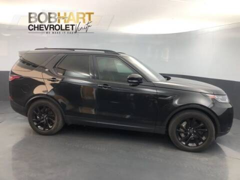 2018 Land Rover Discovery for sale at BOB HART CHEVROLET in Vinita OK