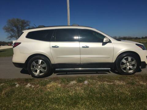 2015 Chevrolet Traverse for sale at Nice Cars in Pleasant Hill MO