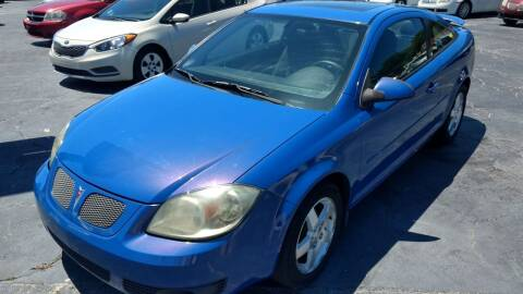 2008 Pontiac G5 for sale at AFFORDABLE AUTO SALES in We Finance Everyone! FL