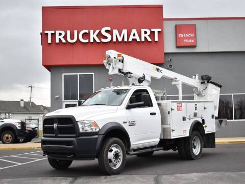 2018 RAM Ram Chassis 4500 for sale at Trucksmart Isuzu in Morrisville PA