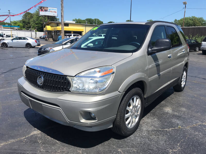 2006 Buick Rendezvous for sale at IMPALA MOTORS in Memphis TN