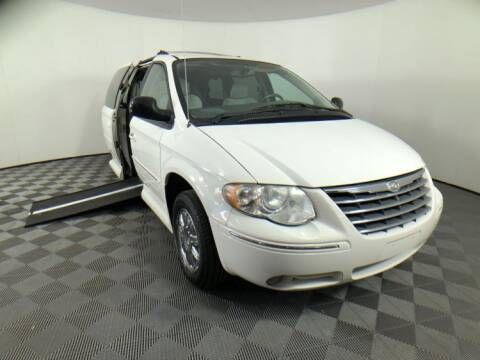 2005 Chrysler Town and Country for sale at AMS Vans in Tucker GA