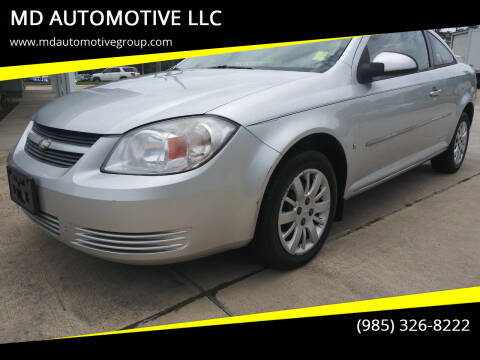 2009 Chevrolet Cobalt for sale at MD AUTOMOTIVE LLC in Slidell LA