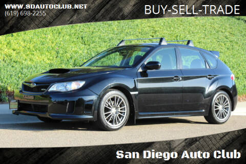 2013 Subaru Impreza for sale at San Diego Auto Club in Spring Valley CA