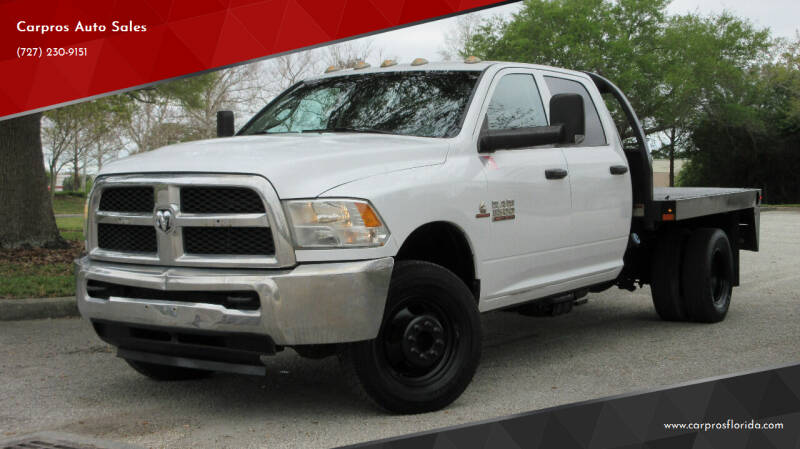 2014 RAM Ram Chassis 3500 for sale at Carpros Auto Sales in Largo FL