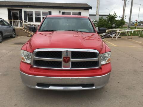 2012 RAM Ram Pickup 1500 for sale at Zoom Auto Sales in Oklahoma City OK