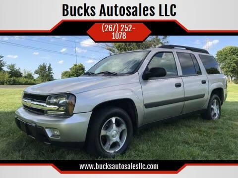 2005 Chevrolet TrailBlazer EXT for sale at Bucks Autosales LLC - Bucks Auto Sales LLC in Levittown PA