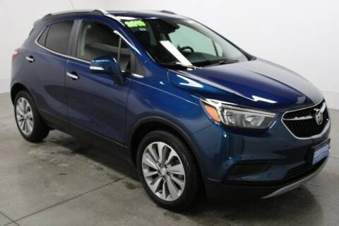 2019 Buick Encore for sale at Bob Clapper Automotive, Inc in Janesville WI