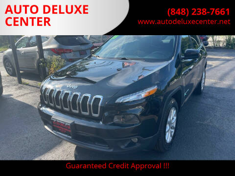2018 Jeep Cherokee for sale at AUTO DELUXE CENTER in Toms River NJ
