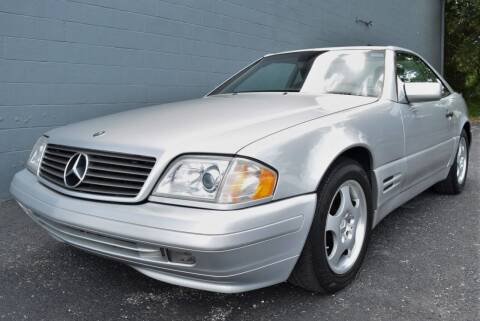 1998 Mercedes-Benz SL-Class for sale at Precision Imports in Springdale AR