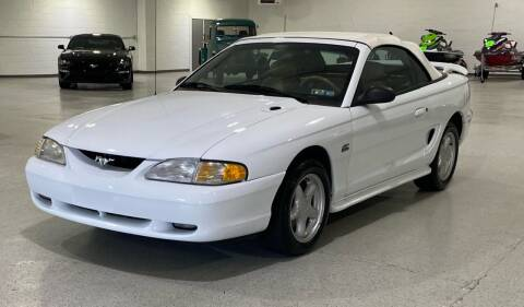 1994 Ford Mustang for sale at Hamilton Automotive in North Huntingdon PA