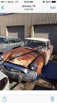 1955 Studebaker Starlight for sale at Haggle Me Classics in Hobart IN