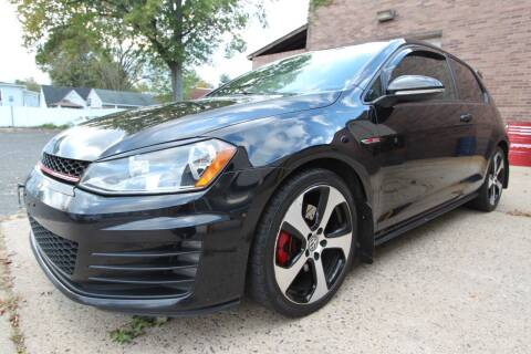 2016 Volkswagen Golf GTI for sale at AA Discount Auto Sales in Bergenfield NJ