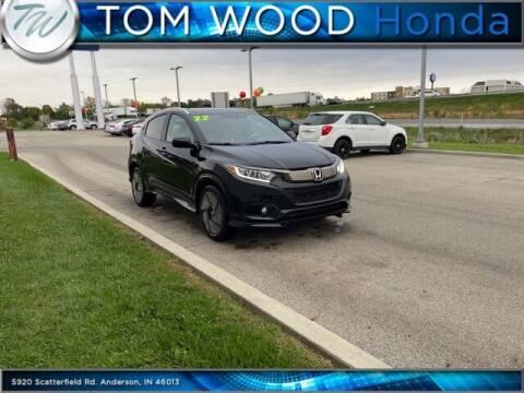 2022 Honda HR-V for sale at Tom Wood Honda in Anderson IN