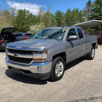 2017 Chevrolet Silverado 1500 for sale at RUSH AUTO SALES in Burlington NC