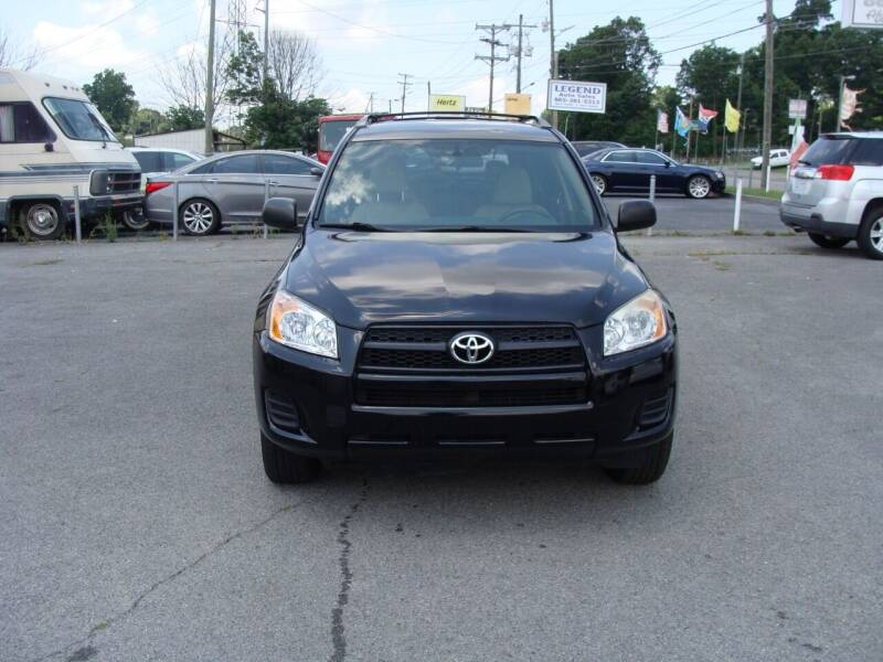 2010 Toyota RAV4 for sale at Knoxville Used Cars in Knoxville TN