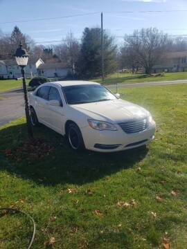 2011 Chrysler 200 for sale at Alpine Auto Sales in Carlisle PA