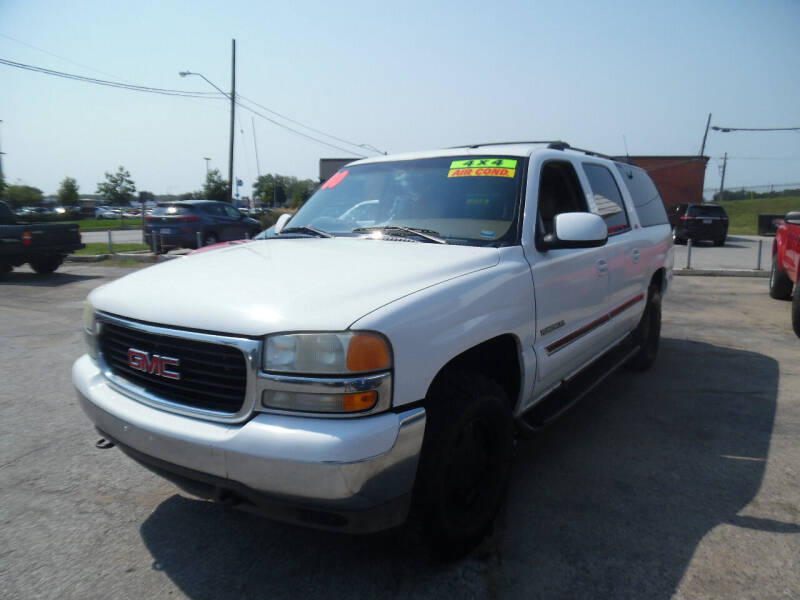 2000 GMC Yukon XL for sale at VEST AUTO SALES in Kansas City MO