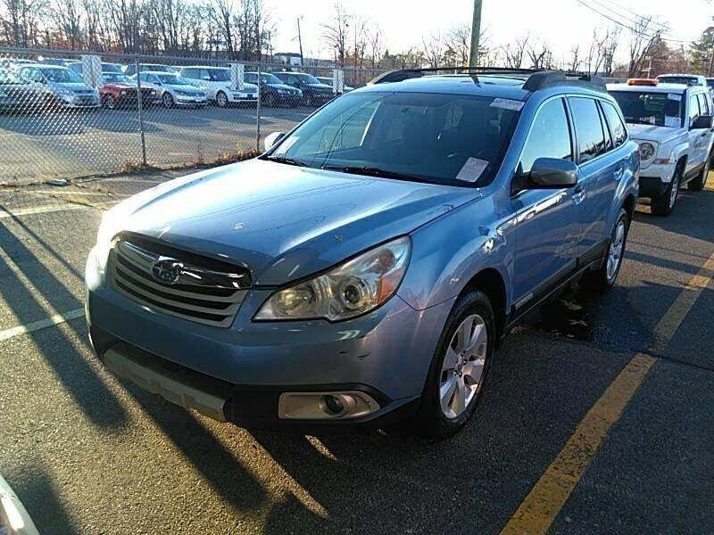 2010 Subaru Outback for sale at Cj king of car loans/JJ's Best Auto Sales in Troy MI