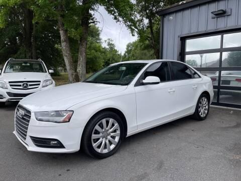 2013 Audi A4 for sale at Luxury Auto Company in Cornelius NC