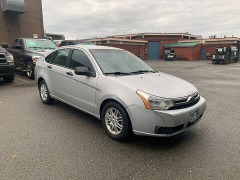 2009 Ford Focus for sale at Freedom Auto Sales in Anchorage AK