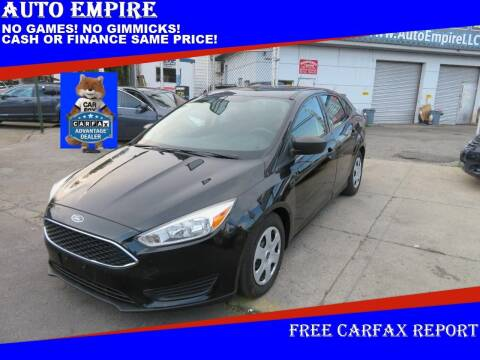 2015 Ford Focus for sale at Auto Empire in Brooklyn NY