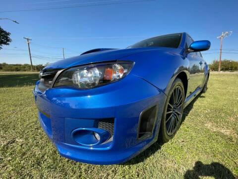 2011 Subaru Impreza for sale at Carz Of Texas Auto Sales in San Antonio TX
