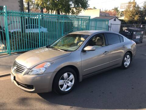 2008 Nissan Altima for sale at Gold Coast Motors in Lemon Grove CA