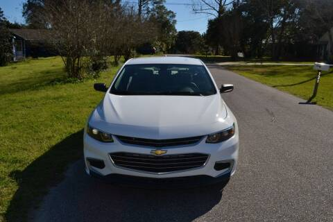 2016 Chevrolet Malibu for sale at Car Bazaar in Pensacola FL