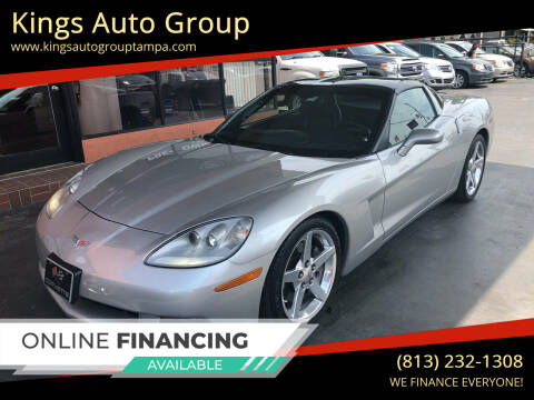 2005 Chevrolet Corvette for sale at Kings Auto Group in Tampa FL