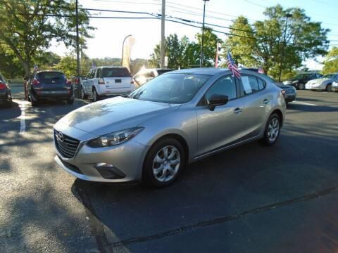 2014 Mazda MAZDA3 for sale at Gemini Auto Sales in Providence RI