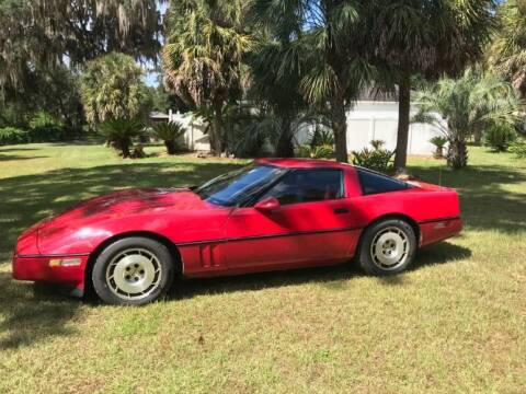 1997 Chevrolet Corvette for sale at Classic Car Deals in Cadillac MI