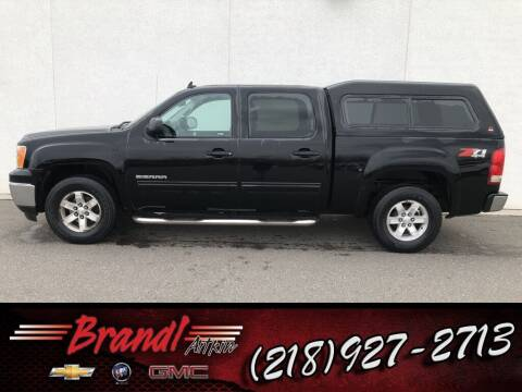 2011 GMC Sierra 1500 for sale at Brandl GM in Aitkin MN