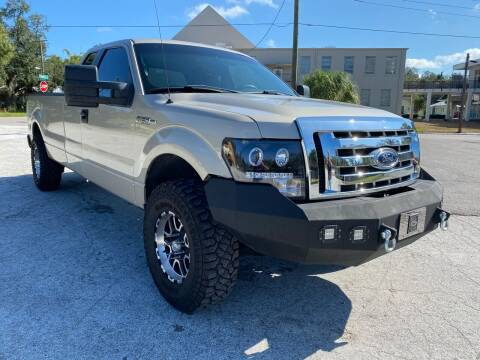 2009 Ford F-150 for sale at Consumer Auto Credit in Tampa FL