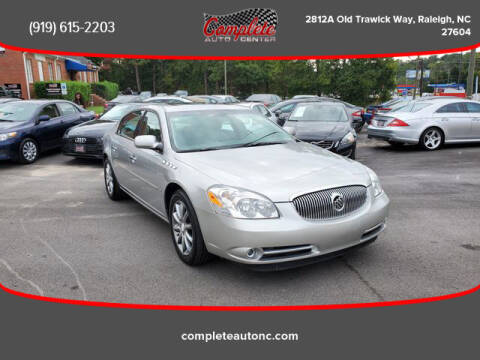 2007 Buick Lucerne for sale at Complete Auto Center , Inc in Raleigh NC