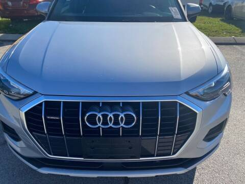 2020 Audi Q3 for sale at Z Motors in Chattanooga TN
