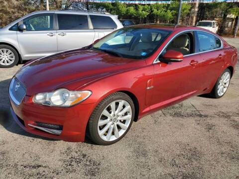 2010 Jaguar XF for sale at Extreme Auto Sales LLC. in Wautoma WI
