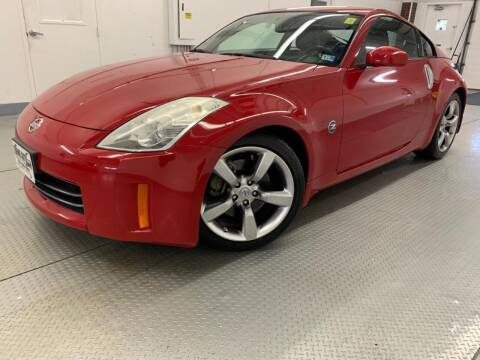 2006 Nissan 350Z for sale at TOWNE AUTO BROKERS in Virginia Beach VA