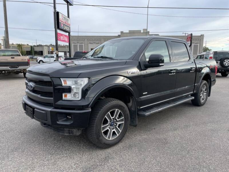 2015 Ford F-150 for sale at Kessler Auto Brokers in Billings MT