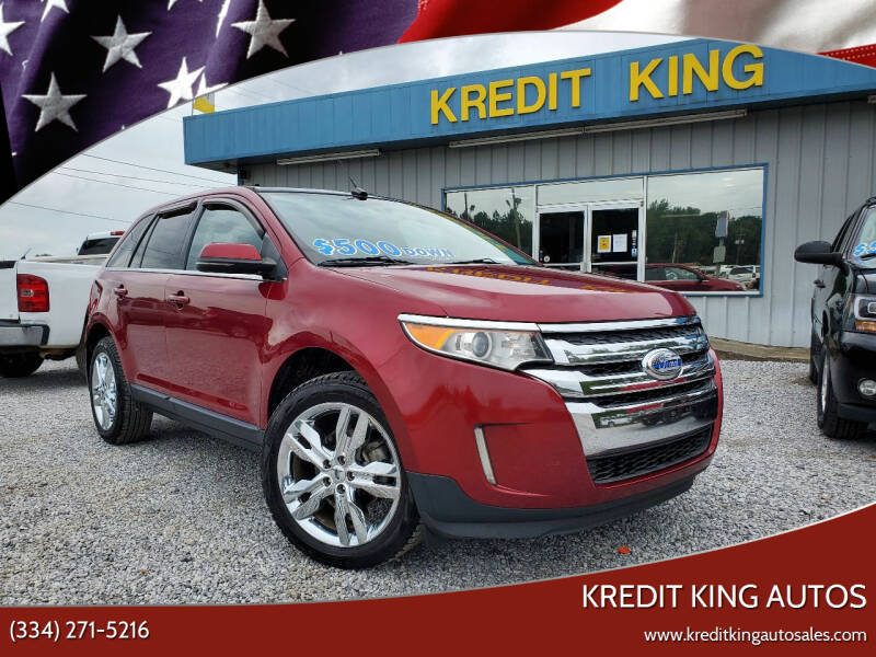 2013 Ford Edge for sale at Kredit King Autos in Montgomery AL