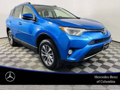 2016 Toyota RAV4 Hybrid for sale at Preowned of Columbia in Columbia MO