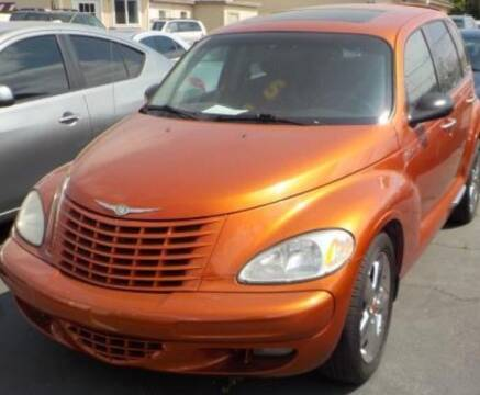 2007 Chrysler PT Cruiser for sale at 2 Way Auto Sales in Spokane Valley WA